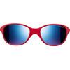 Julbo Kids 4-8Y Romy Spectron 3CF Sunglasses Matt Red/Matt White-Multilayer Blue